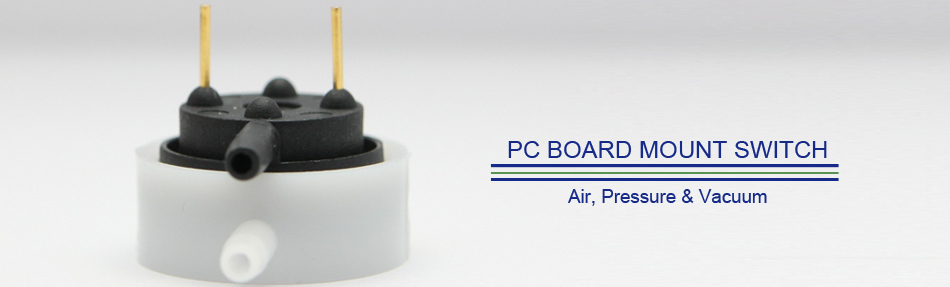 PC Board Mount Switch