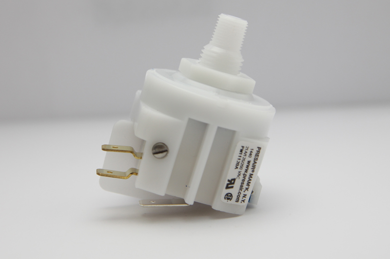 adjustable preset vacuum switches mechanical presair