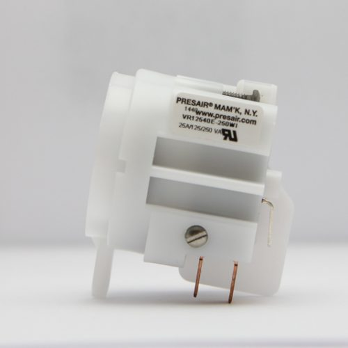 Field Adjustable Vacuum Switch, Adjustable Pressure Switch