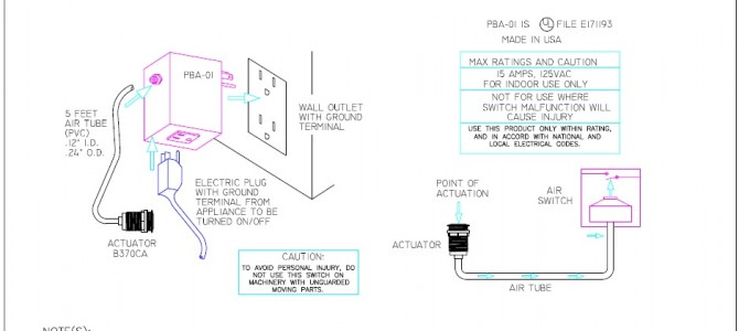 Air Switch for Garbage Disposal Installation Guide