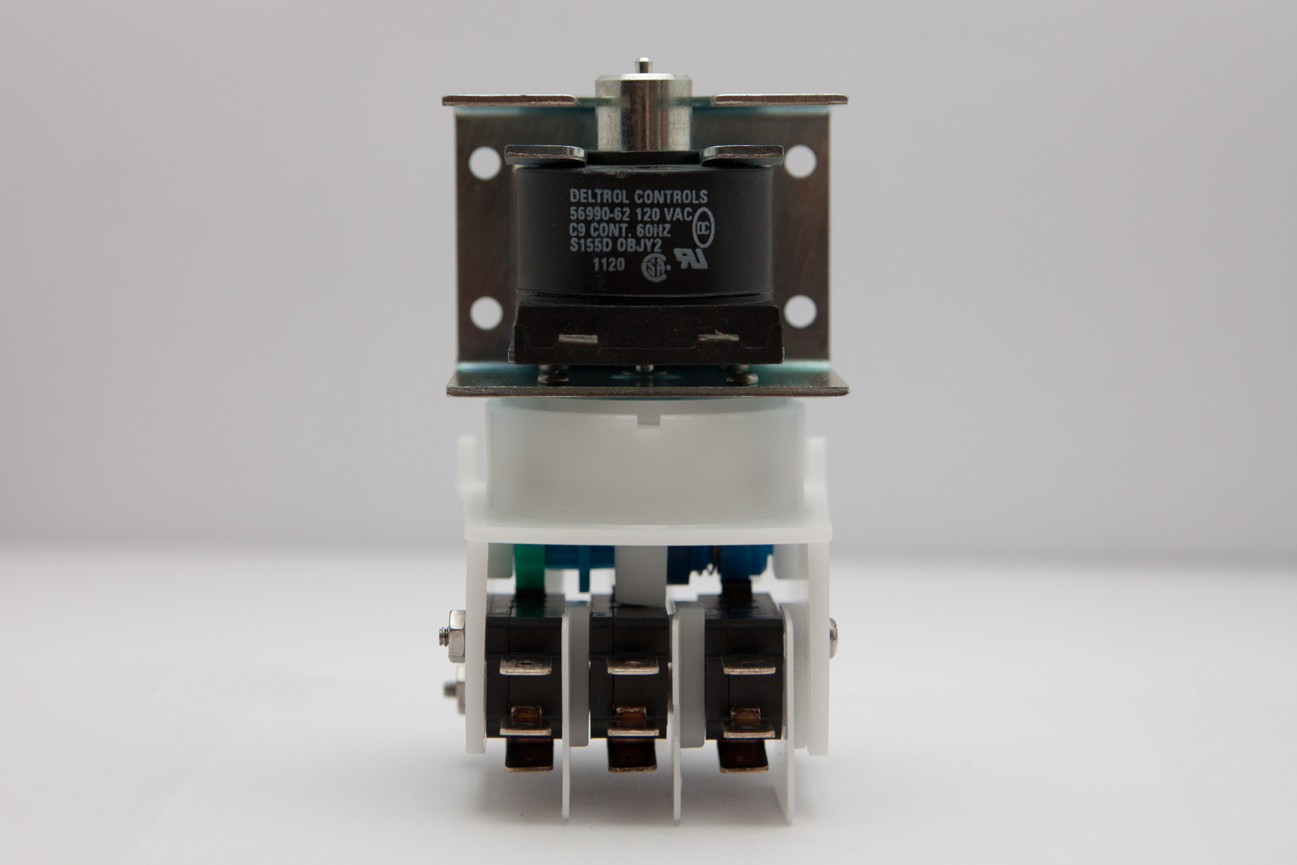 Magictrol with solenoid