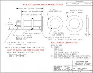 B330WI Air Actuator