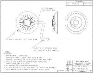 B350BA Drawing