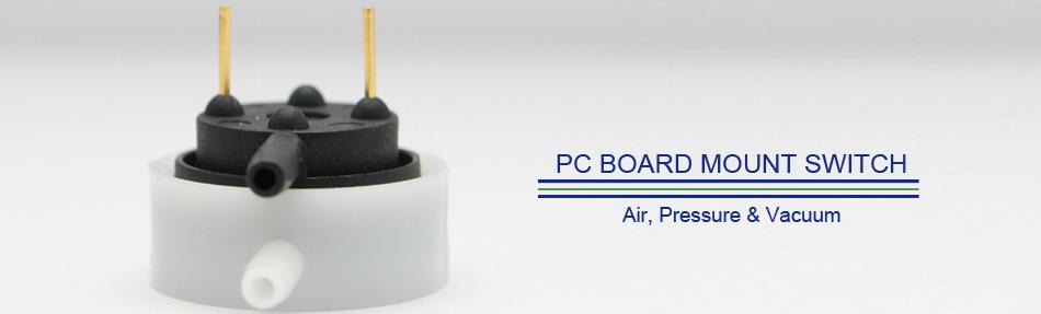PC Board Mount Switch
