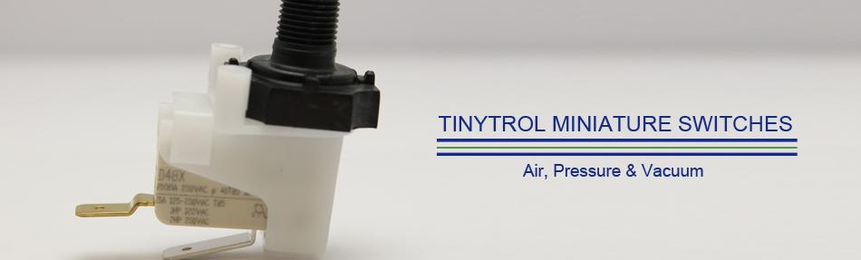 Tinytrol® Miniature Switch