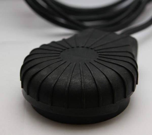 Hard Foot Pedal Air Actuator Pneumatic Air Switch