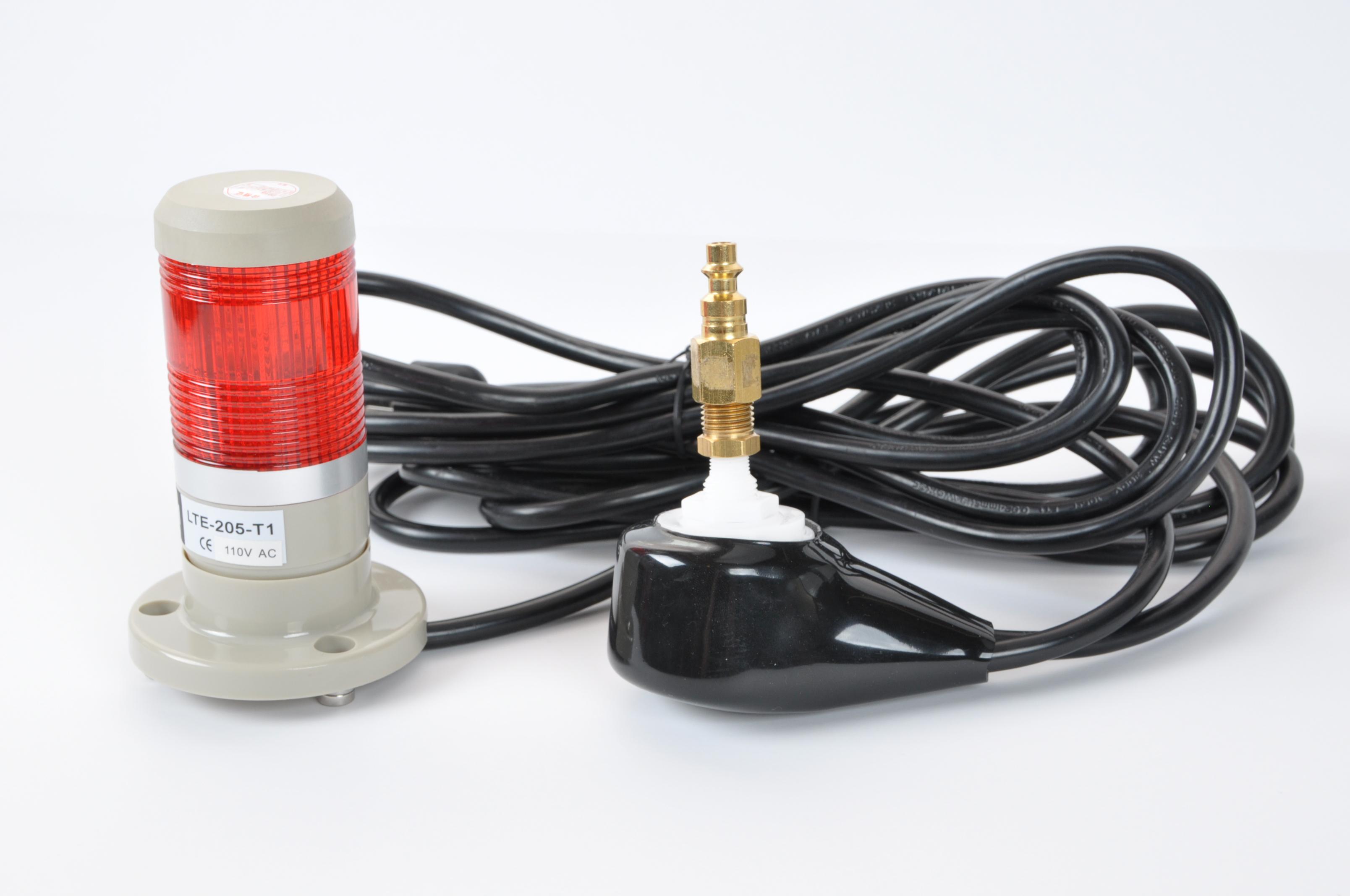 Pressure Monitor For Airline System Presair
