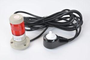 Pressure Alarm Monitor