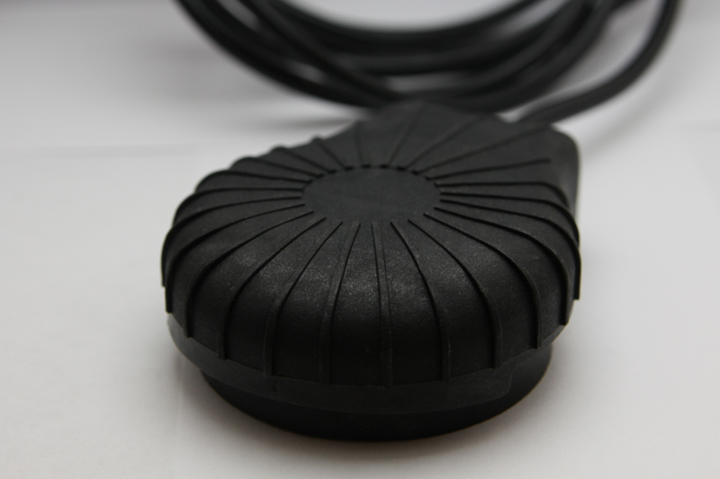 Shell Shape Hard Foot Pedal