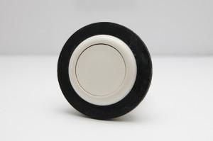 B320WA, Flush Economy Threaded Actuator, White